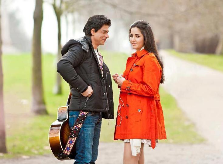 Jab Tak Hai Jaan- Shahrukh Khan and Katrina Kaif