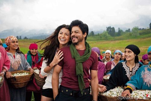 Jab Tak Hai Jaan Shahrukh Khan