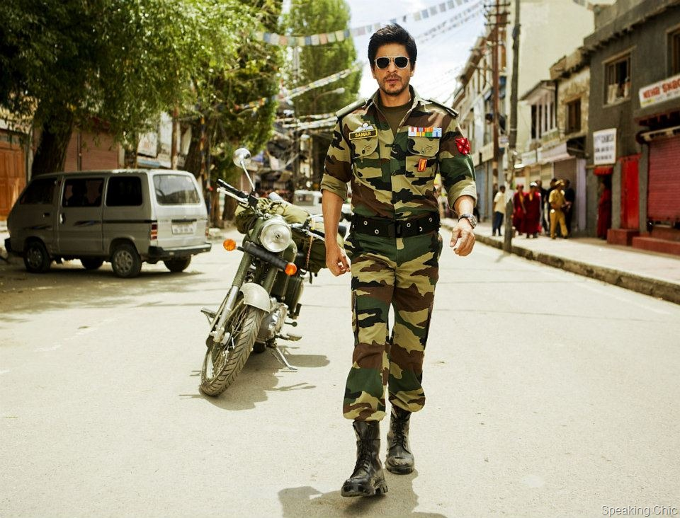 Army Man Love Wallpaper : Bollywood Fashion: Key pieces from Jab Tak Hai Jaan (and how to wear them)