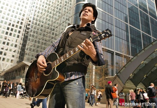 SRK in Jab Tak Hai Jaan