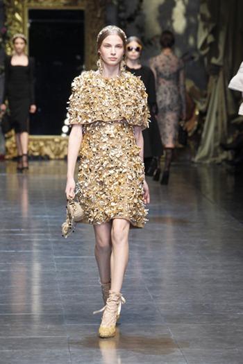 Dolce & Gabbana FW 2013