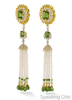 Earrings - Nizam collection, Ganjam