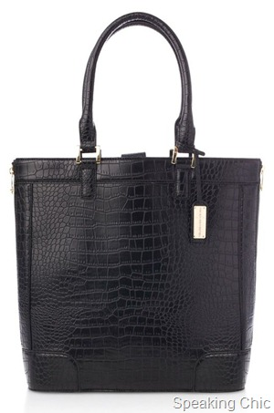 FC Camden Croc Zip Shopper Bag