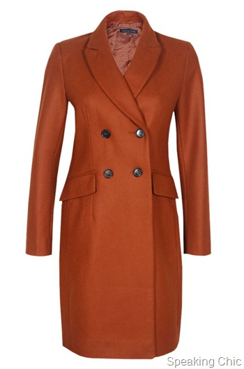 FC Wonderland Wool Coat