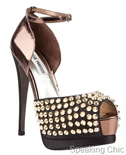 Steve Maddden OBSTCL-S_BLACK-STUDS