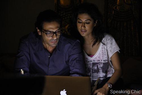 Inkaar- Arjun Rampal and Chitrangada Singh