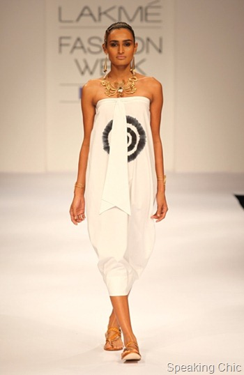 Suhani Pittie LFW