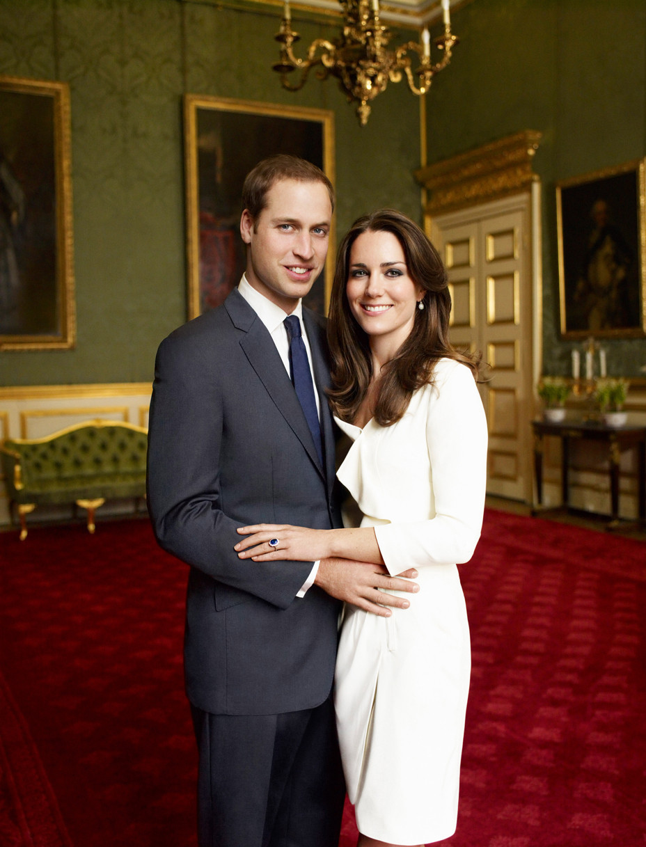 kate Middleton in Reiss dress