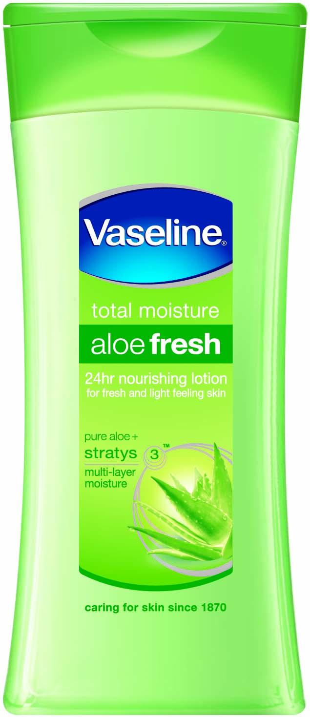 Refreshing moisturiser
