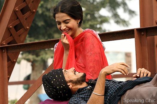 Sonam Kapoor in Bhaag-Milkha-Bhaag