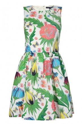 The updated print: floral!