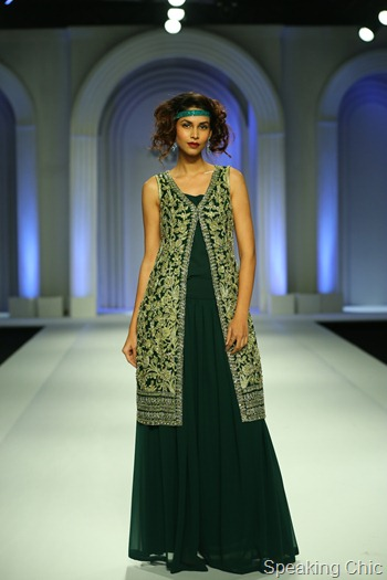 Adarsh Gill at India Bridal Fashion Week