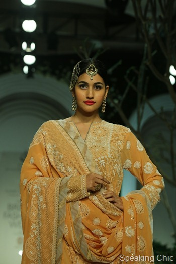 Meera Muzaffar Ali at India Bridal Fashion Week