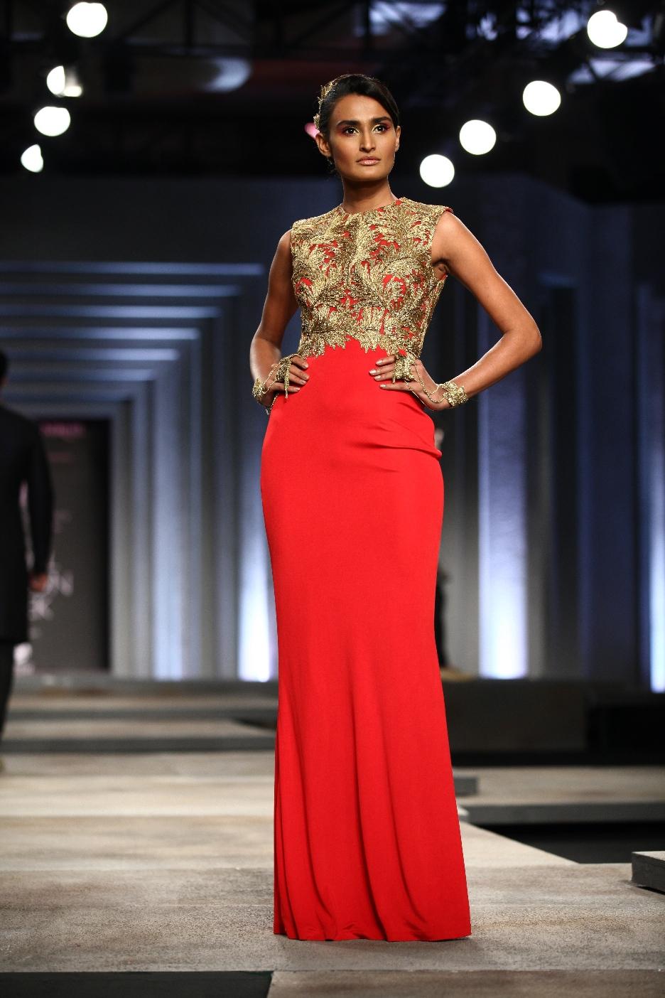 Shantanu-Nikhil India Bridal Fashion Week