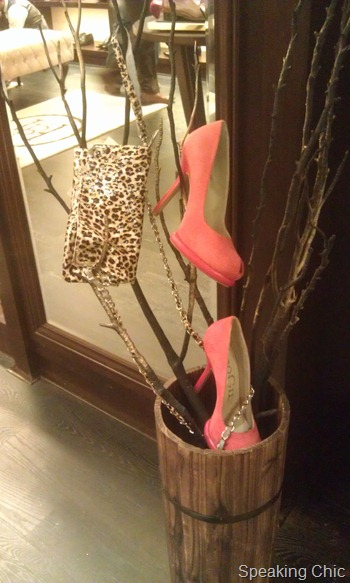 Heel & Buckle decor