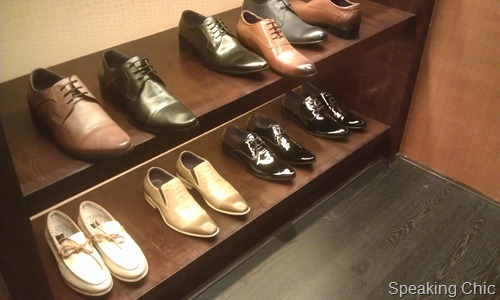 Heel & Buckle mens shoes