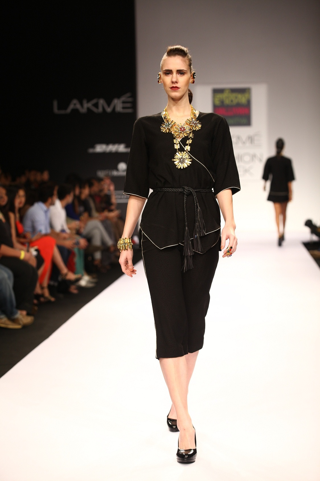 Nitya Arora accessories at LFW WF 2013