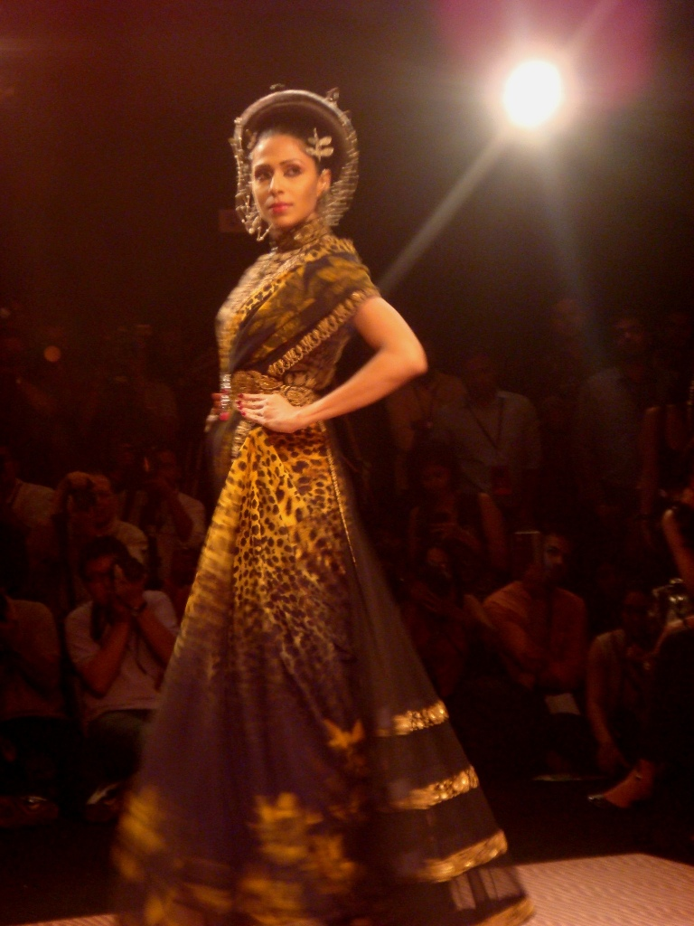 Hair accessories at Shantanu Goenka