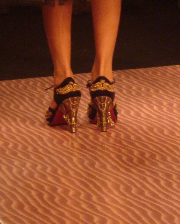 Shoes at Shantanu Goenka