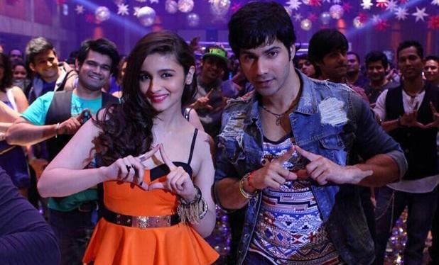 Varun Dhawan in Lucky-Tu-Lucky-Me