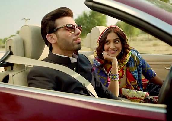 Sonam Kapoor in Khoobsurat trailer
