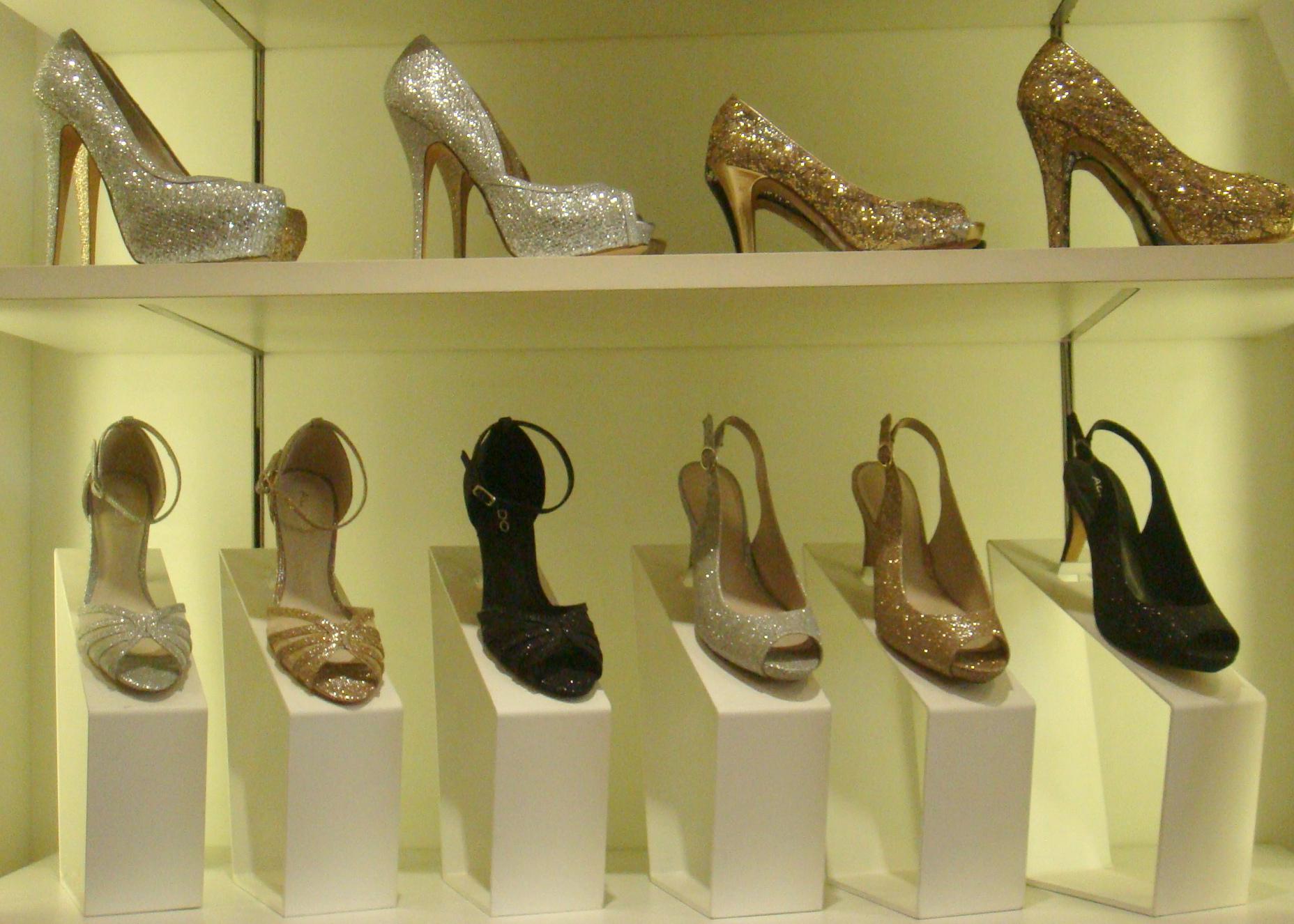 Aldo party shoes winter 2014