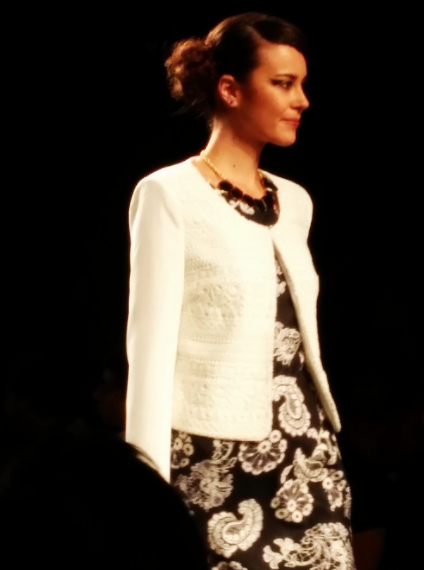 Elle French fashion wear AW 14