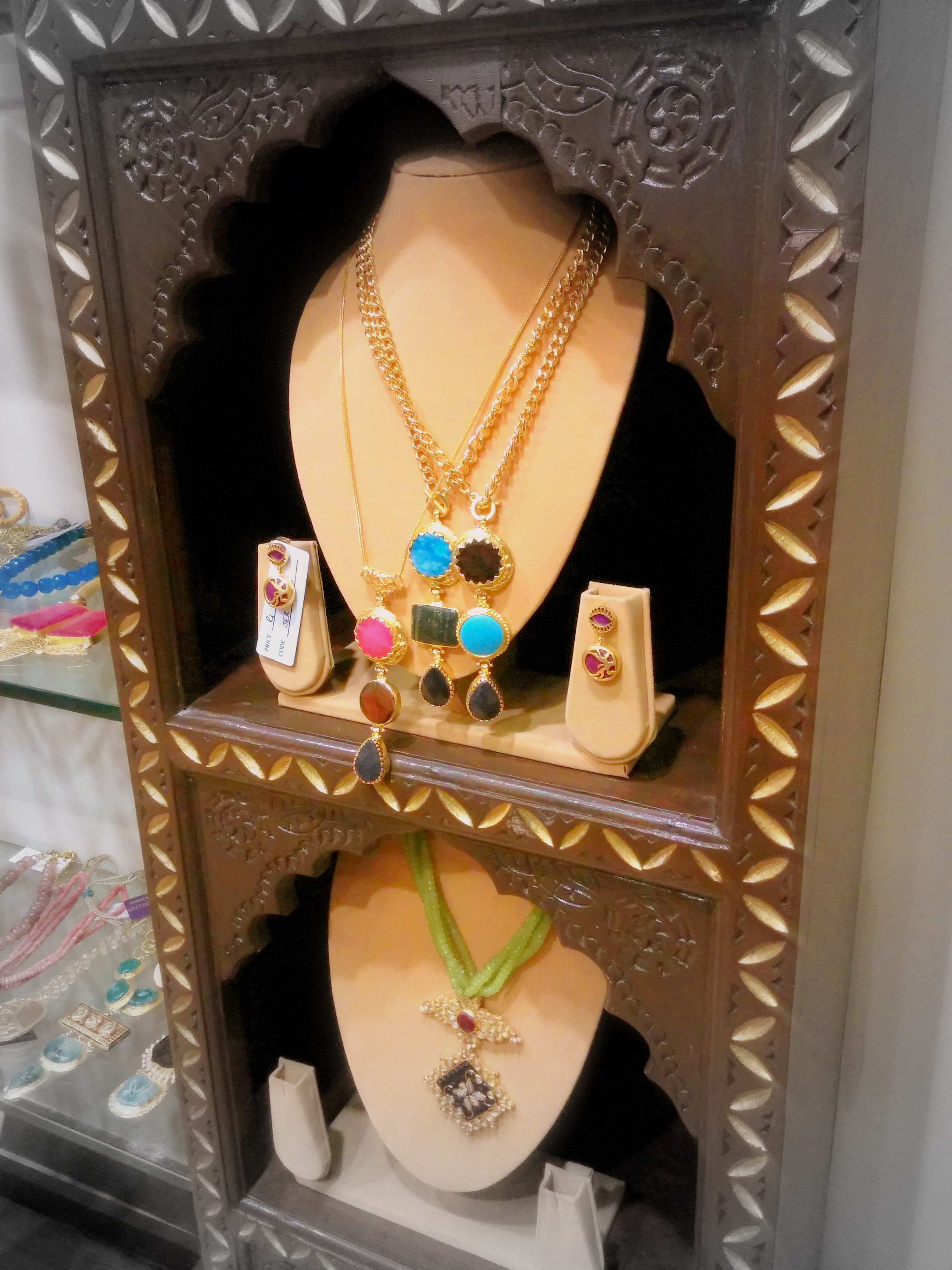 Just Jewellery statement necklaces