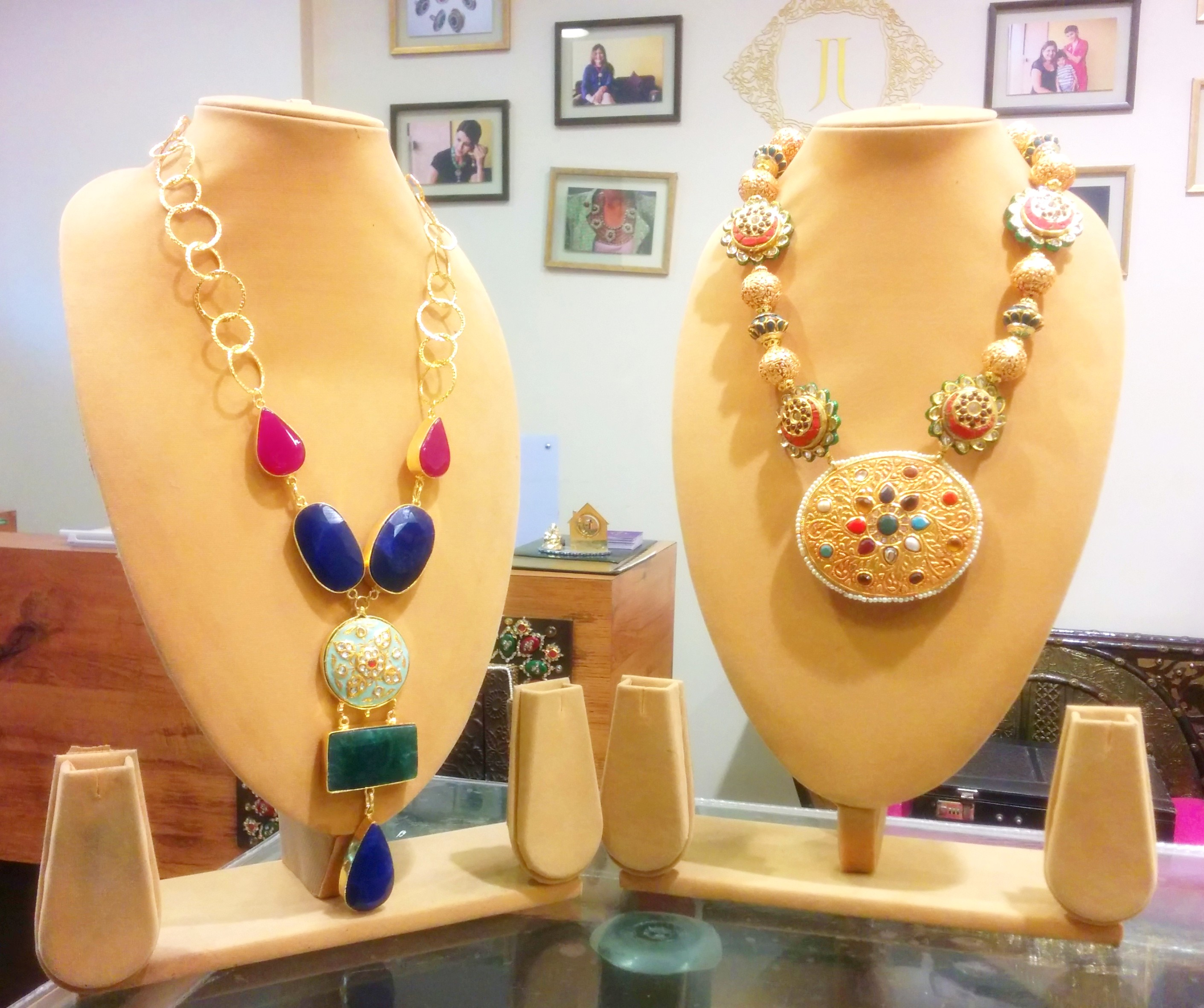 Just Jewellery necklaces