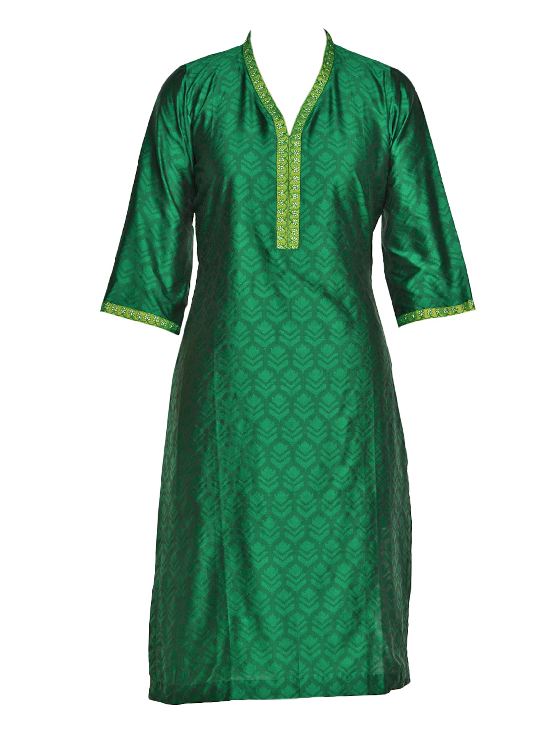 Silk kurta Rs 3600 on Limeroad.com