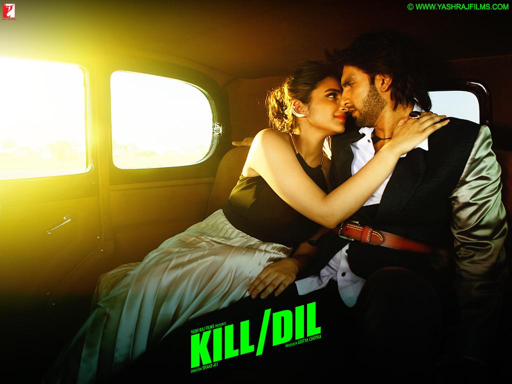 Parineeti Chopra in Kill Dil