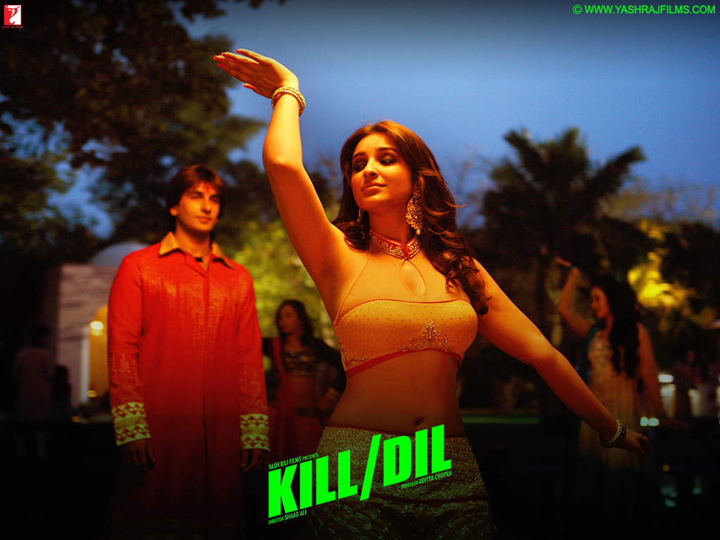 Parineeti Chopra Diwali in Kill Dil