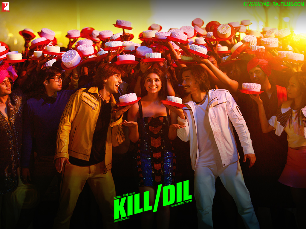 Parineeti Chopra dress in Kill Dil