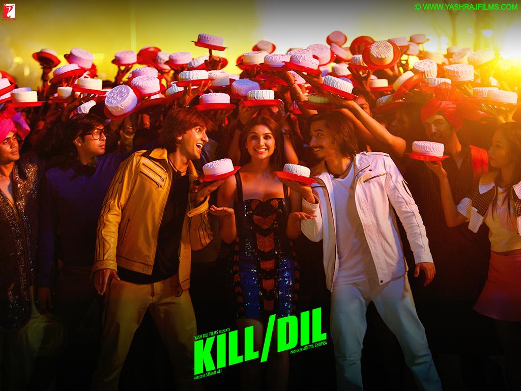 Parineeti Chopra dress in Kill Dil