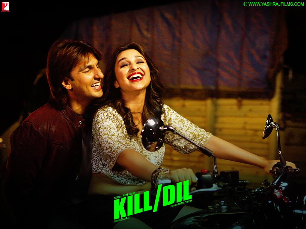 Parineeti Chopra in Kill Dil-  crop top