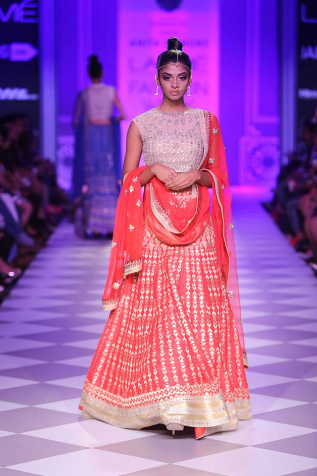 Anita Dongre-red