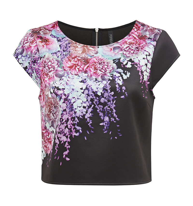Printed Top Forever New