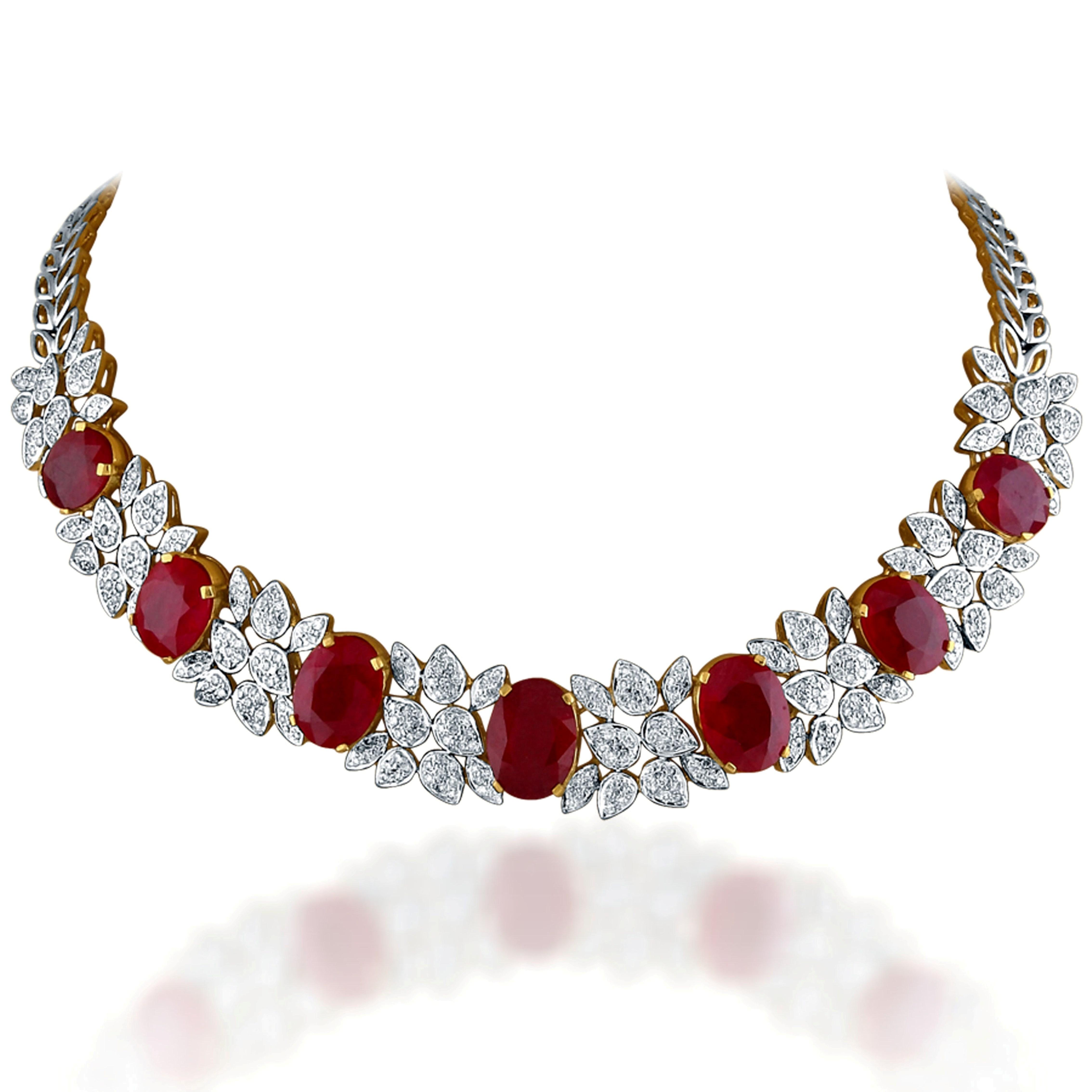 Diamond Necklace With Price Tag