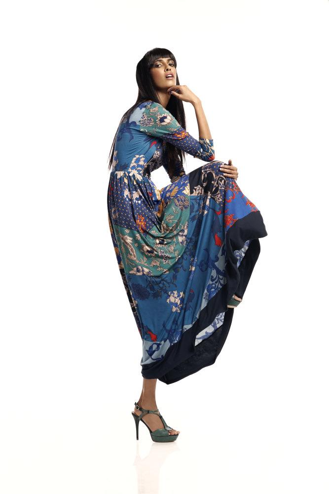 Maxi dress Label by Ritu Kumar