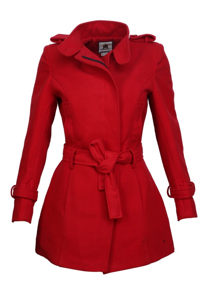 American Swan Greene Red Blazer