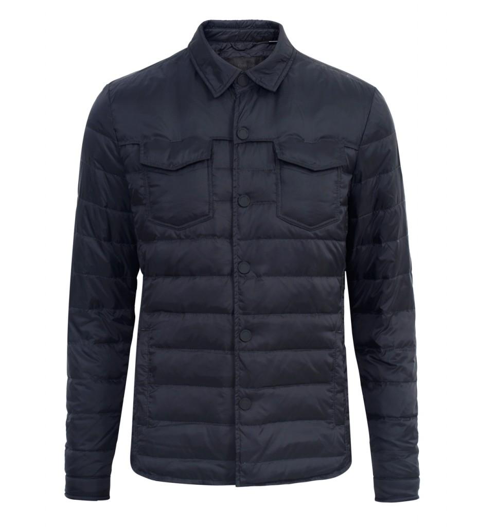 CKJ puffed jacket
