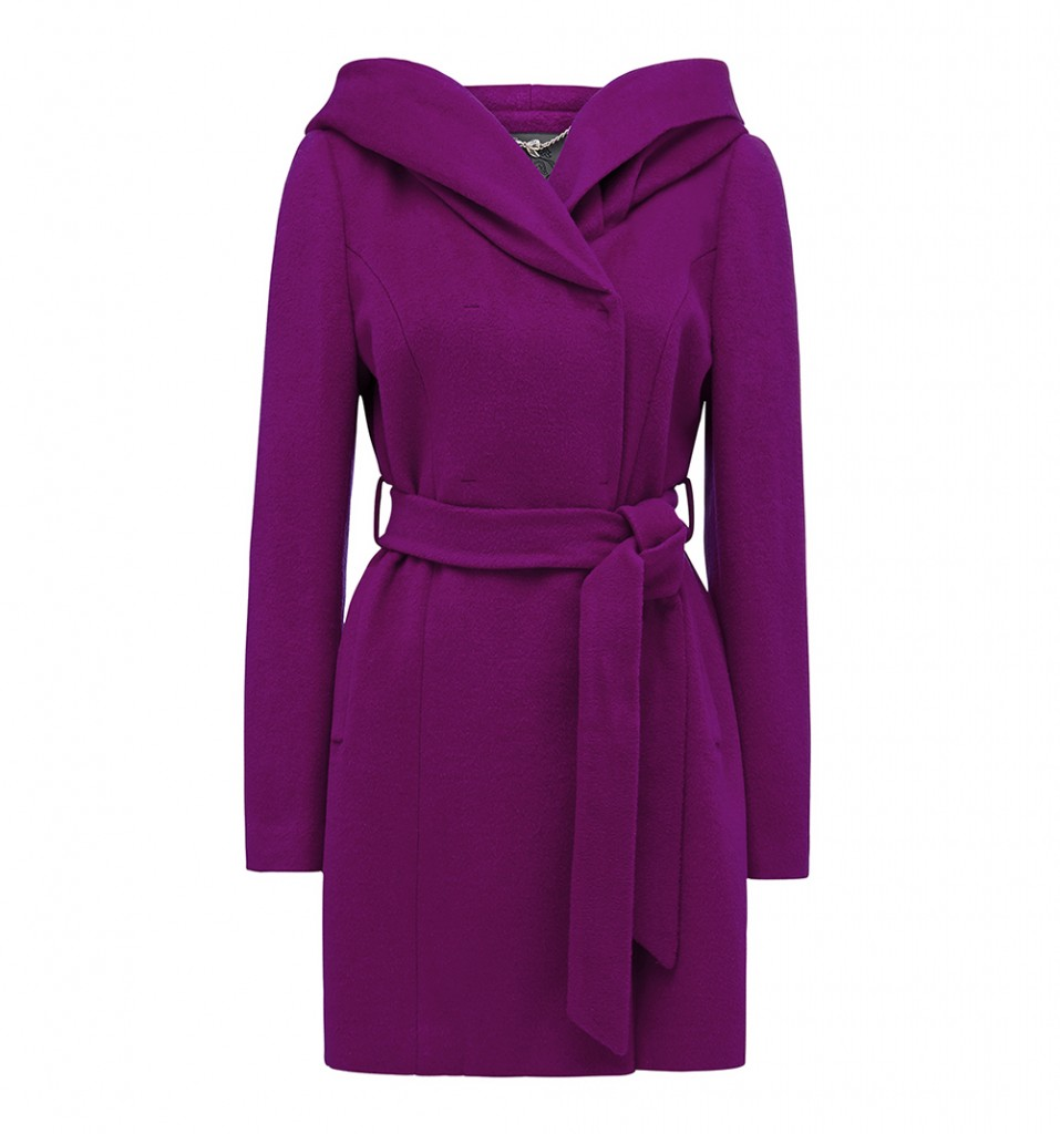 Forever New- EDITH WRAP COAT