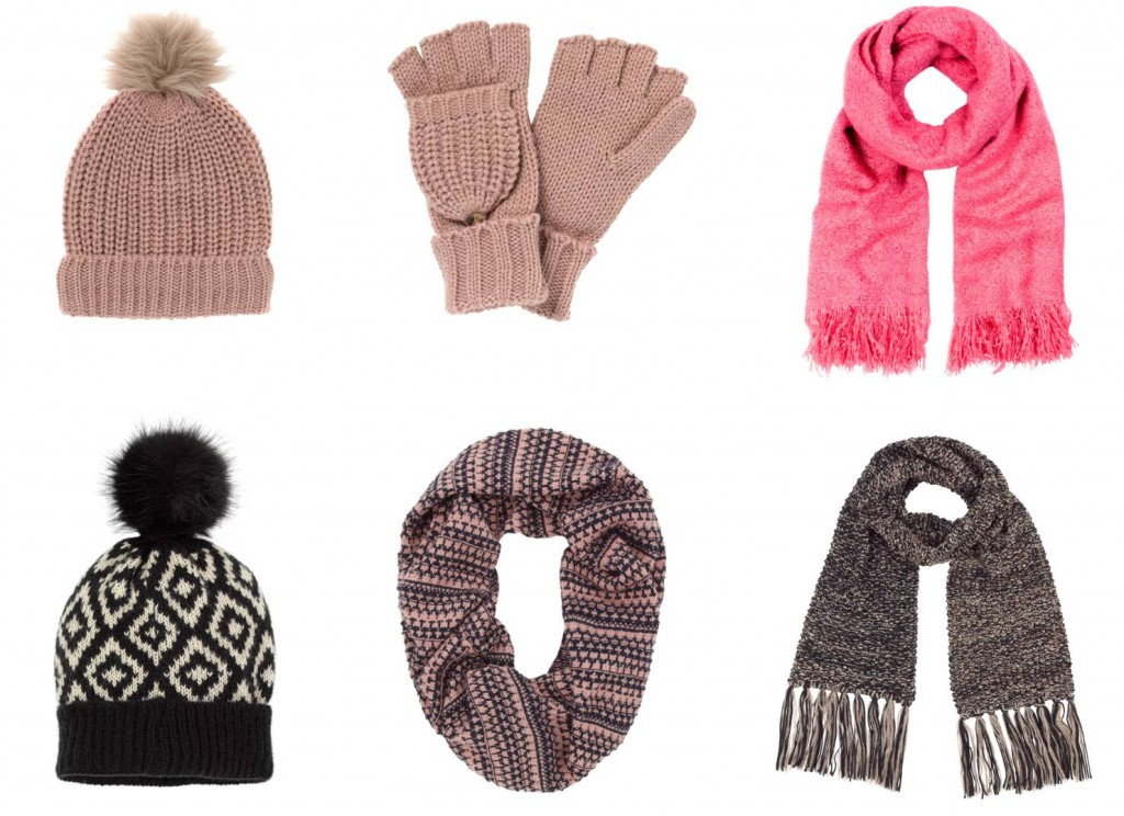 Winter accessories from Accessorize