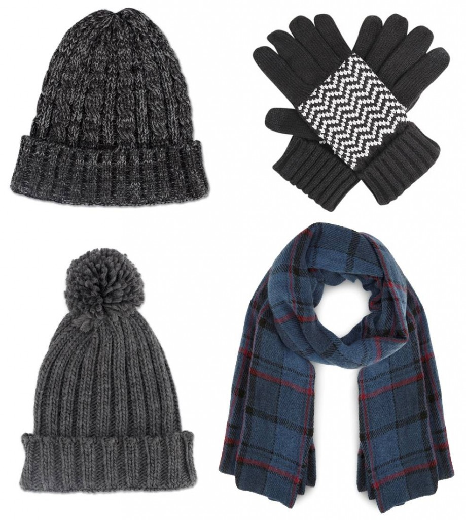 Winter accessories-Men