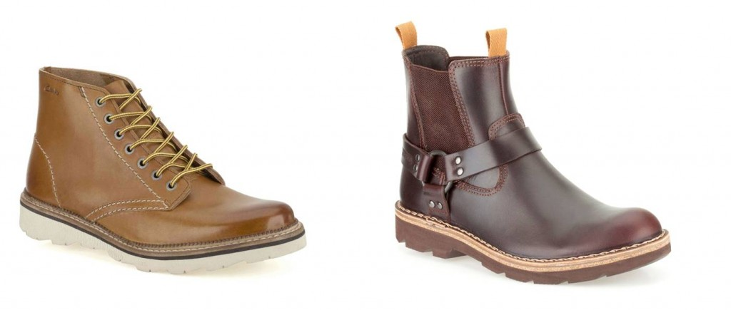 Winter shoes- Clarks