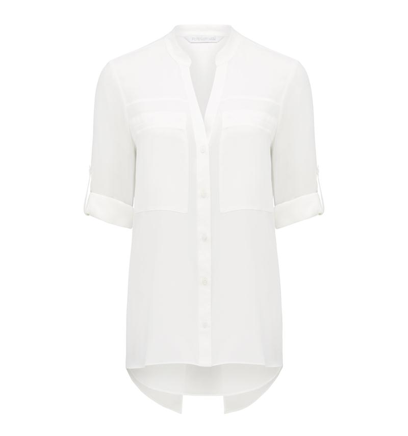 White shirt from Forever New