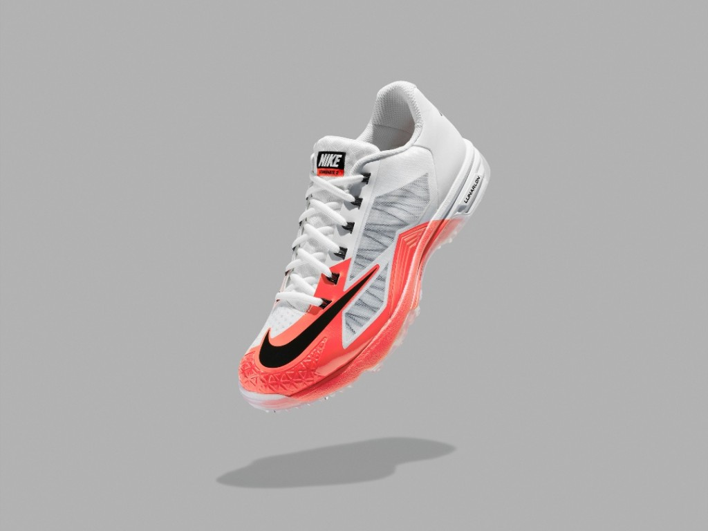 Nike Lunar Dominate shoes for Team India