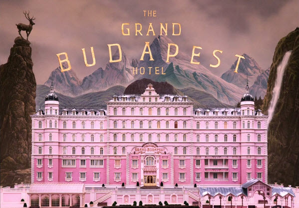 Grand Budapest Hotel costumes