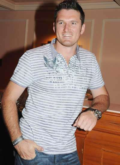 Graeme Smith polo tee