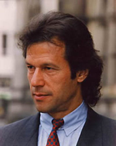 Imran Khan cricketer